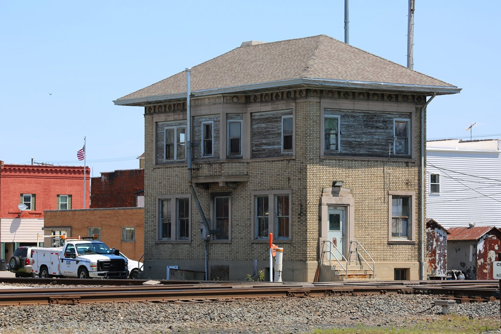 Railfan Locations - Deshler, Ohio - RailfanLocations